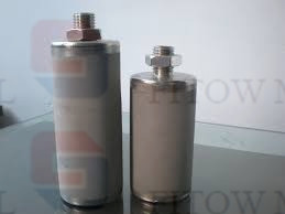 Microns SUS316L Sinter Porous Stainless Steel Filter