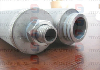 Sintered Titanium Powdered Filter Elements