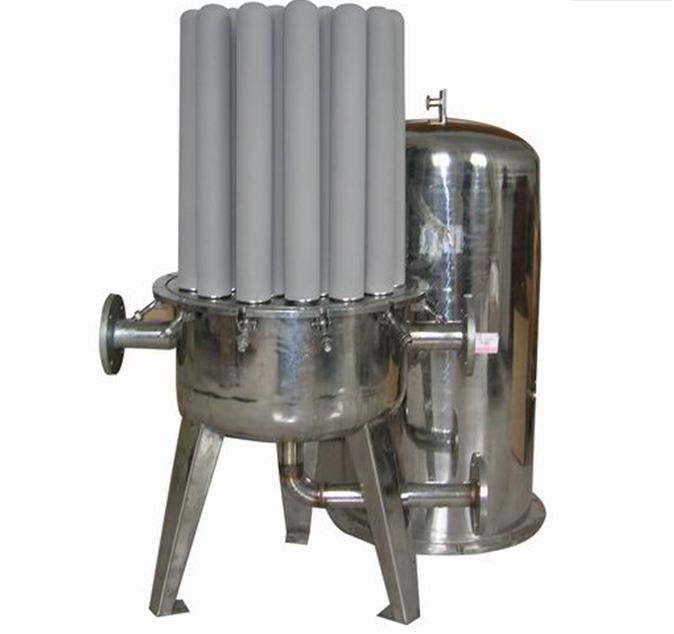 stainless steel filter housing