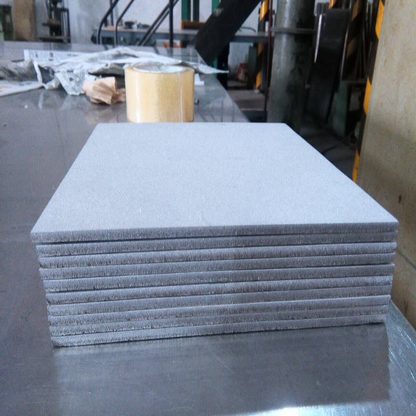 Stainless steel filter plate  S4 th5mm