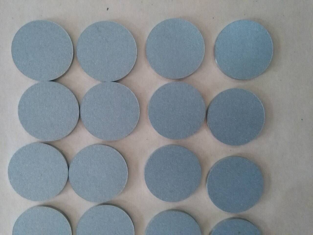 Titanium Sintering Filter Disc dia25.4*2MM