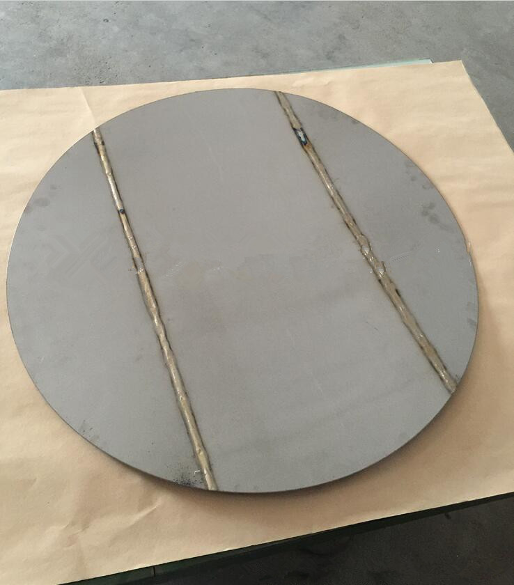 Stainless steel microporous filter Disc 10*720mm