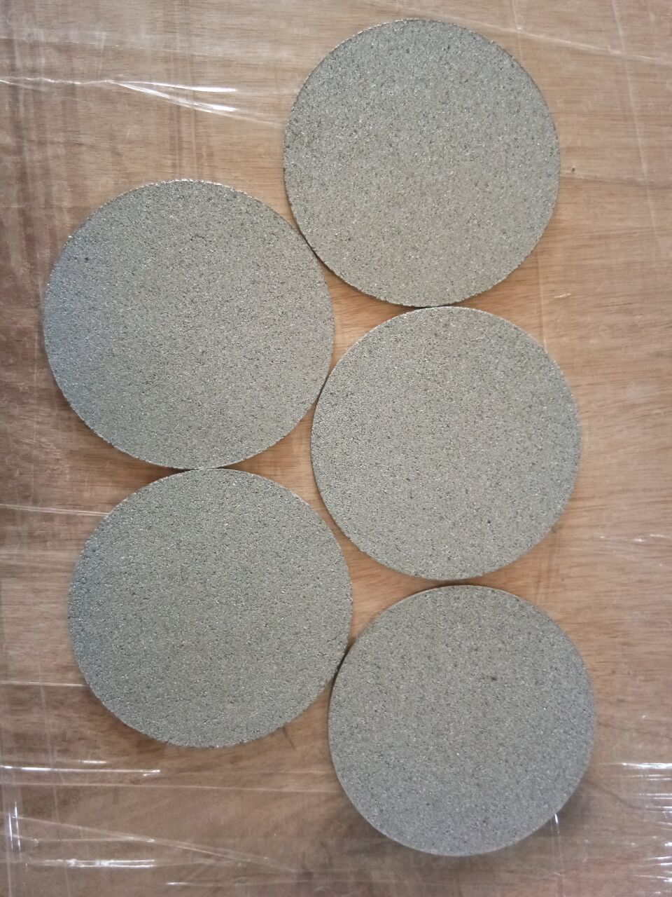 porous stainless steel porous disc thickness 2.3mm
