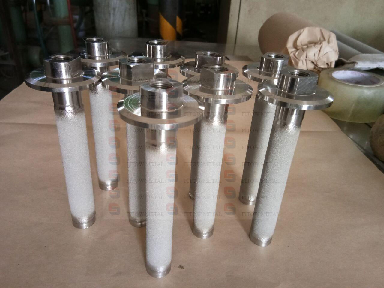 Ss316 Sintered Stainless Steel Metal Porous Air Diffusion