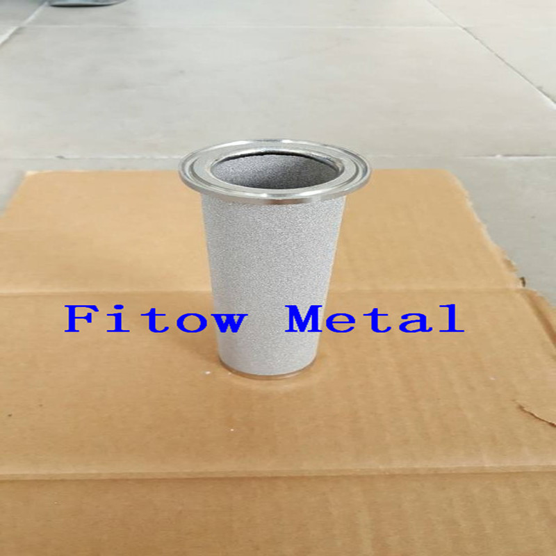 Micron Porous Metal Filter Ti Filter Cartridges