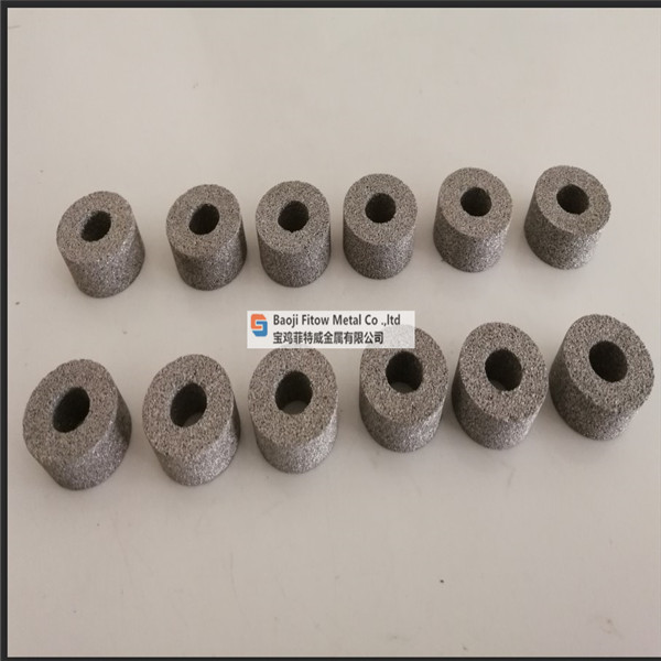 Ss Sintered stainless steel powder filter ring