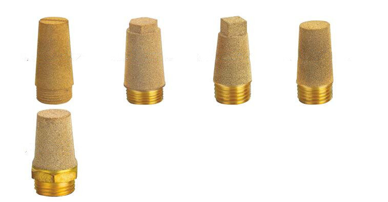 metal powder sintered sintering filter components